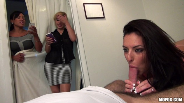 Nikki Lavay, Megan Salinas   Real Slut Party